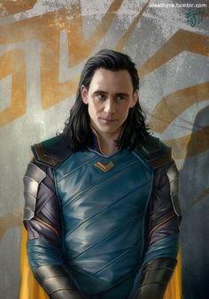 Loki of Asgard Loki Thor, Loki Laufeyson, Tom Hiddleston Loki, Marvel Art, Marvel Movies, Marvel Avengers, Marvel Villains, Loki Ragnarok, Marvel Universe