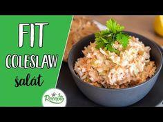 Kto by nepoznal coleslaw šalát, ktorý už dokonca nájdete v tégliku v akomkoľvek obchodnom reťazci. Aby ste však skutočne vedeli, čo váš šalát obsahuje, pripravte si ho rýchlo a ... Coleslaw Salat, Potato Salad, Food And Drink, Potatoes, Fitness, Ethnic Recipes, Smoothie, Anna, Potato
