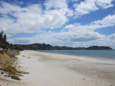 Onetangi Beach Waiheke Island, Beautiful Beaches, Scenery, World, Places, Landscape, The World, Paisajes, Nature