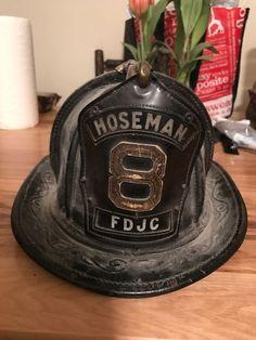 gratacap fire helmet