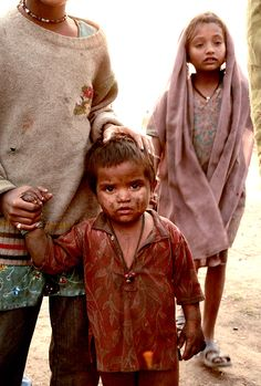 Debt and the Effect on Children - 11 million children a year die from poverty