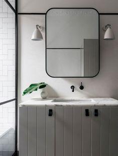 54 Awesome Scandinavian Bathroom Ideas
