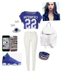 """""""sssswwwaaaaggggggggg"""" by sanniahw ❤ liked on Polyvore featuring arte"""