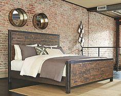 Wesling Queen Panel Bed