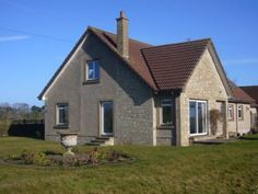 Brookfield Farmhouse in Pittenweem, only 15 minutes drive to St Andrews. This property also boasts stunning views over the countryside of Fife
