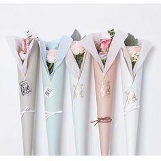 Free Shipping 5sheets/lot Single package paper series genuine flower packaging gift wrapping material bouquet Florist supplies Single Flower Bouquet, My Flower, Single Flowers, Flower Blossom, Florist Supplies, Party Supplies, Bouquet Wrap, How To Wrap Flowers, Flower Packaging
