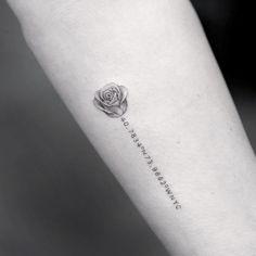 17 Best ideas about Rose Rib Tattoos on Pinterest | Tattoos, Butterfly  tattoos and Tattoo ideas