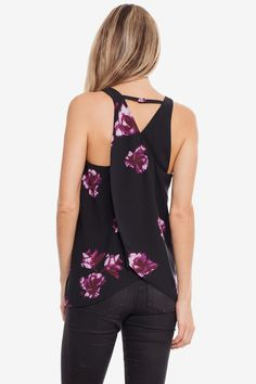 Orchid Tank by Sanctuary at Le Tote