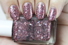 Swatch of Blue-Eyed Girl Lacquer's Counting Down Until I See You