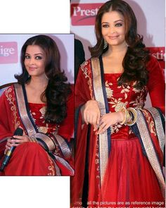 Velvet lehenga worn by Aishwarya in function Only at 1,810.00rs!!! Surat Dream-Only one shop for women!!! Visit us at http://suratdream.com/ Call us 7760657542