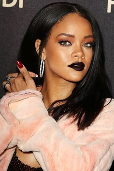 """Rihanna at """"Fendi's New York Flagship Boutique Inauguration Party"""" (13th February 2015)"""