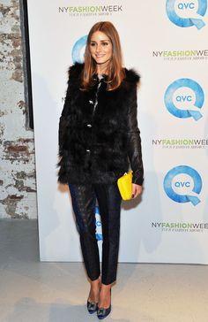Olivia Palermo Photo - QVC's New York Fashion Week Runway Show