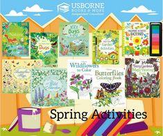 Usborne Spring Party