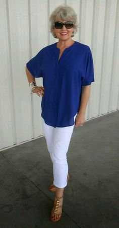 #over50fashionfiftynotfrumpy Cute and comfortable.
