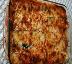 Lidia's Italy: Recipes: ZUCCHINI PARMIGIANA. My Nonna used to make this and my God was it delicious! Veggie haters will delight!
