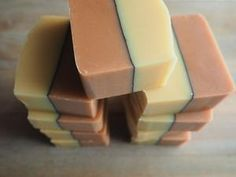 ON THE LINE natural soap with Kaolin clay, red French clay & lemongrass Lemongrass Oil, Lemongrass Essential Oil, Butter Extract, Natural Face Cream, Patchouli Essential Oil, Vegan Soap, Sweet Almond Oil, Cocoa Butter