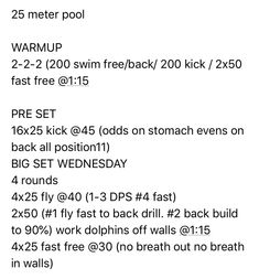 Swim Workouts, Coach Quotes, Health Fitness, Women's Health, Swim Team, Best Quotes, Coaching, Exercises, Cook