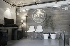 Dr.Fish Spa, Belgrade, 2013 - Ksenija Djordjevic