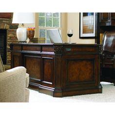 Hooker Furniture European Renaissance II Executive Desk - 374-10-562