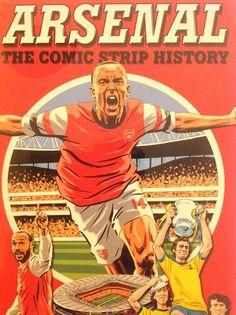 #Arsenal #comic #strip