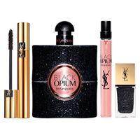 Yves Saint Laurent Black Opium gift set contest
