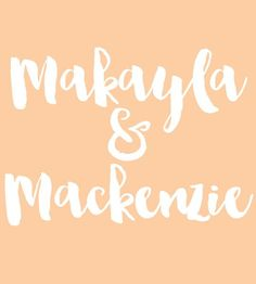 Makayla & Mackenzie - Baby Names That Are Perfect for Twins - Photos