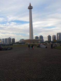 Monumen Nasional , #Jakarta , #Indonesia