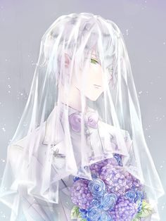 Kaneki wedding suit