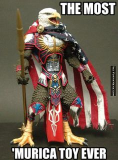 Funny memes the most Murica toy ever