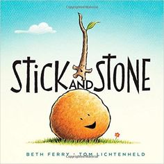 Teach kids about friendship and bullies with the book Stick and Stone. Your students will love this back to school read-aloud.