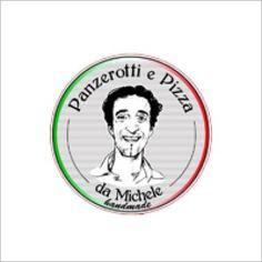 Logo Foodtruck Panzerotti e Pizza