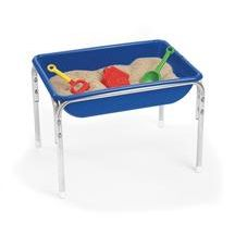 "Small Best Value Sand & Water Activity Table  Measures 27-1/2""L x 19-3/4""W x 18""H bin is 6"" deep 68.95"