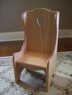 If the day is going bad... And things aren't working out. Sit yourself upon this chair... And have a little pout! #WoodworkingProjects