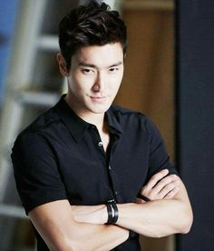 Choi Siwon of Super Junior