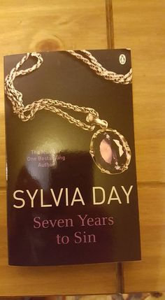#Win ~ Seven Years to Sin by Sylvia Day | Ali - The Dragon Slayer http://cancersuckscouk.ipage.com/win-seven-years-to-sin-by-sylvia-day/