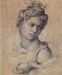 Michelangelo Buonarroti: Cleopatra
