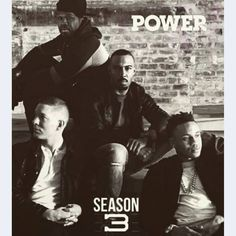 FIRST LOOK: 'Power' Season 3 - Ghost Is Being Hunted! Watch NOW at IceCreamConvos.com or the ICC app! #Power #Starz