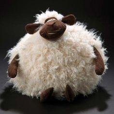 Peluche mouton Mopp Toddel (30 cm) : Sigikid