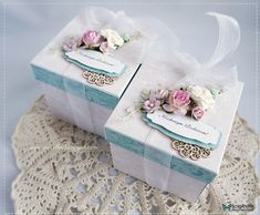 ScrapAndMe: Podziękowania dla rodziców Cardmaking And Papercraft, Exploding Boxes, Explosion Box, Decorative Boxes, Paper Crafts, Gift Wrapping, Creative, Gifts, Inspiration