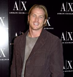 Jason Lewis during Armani Exchange Nightclub in the Sky Party at Hudson Studios in New York City New York United States