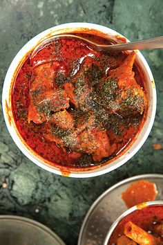 Mirchi Qorma (Kashmiri Lamb in Chile Sauce) Recipe | SAVEUR