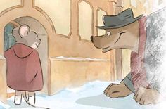Ernest and Celestine Ernest Et Celestine, Pig Pics, Story Time, Movies Showing, Good Movies, Disney Characters, Fictional Characters, Aurora Sleeping Beauty, Cinema