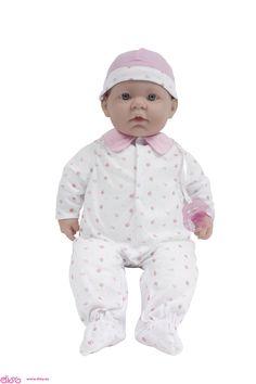 #muñecasberenguer #berenguerdolls #muñecasbebesdisy Muñecas bebes Berenguer - La baby rosa con chupete 51 cm www.disy.es