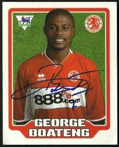 George Boateng 2006