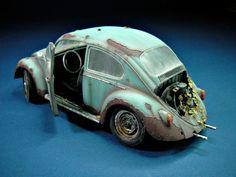 Weathered VW.