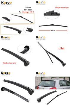 sourcing map 280mm 11 Rear Window Windshield Wiper Blade for Car