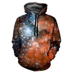 Stars Galaxy Hoodie – Sublimation Printing Technique – shirt / tshirt / sweatshirt ( jumper / sweater ) hoody Man and Woman hoodies Galaxy Hoodie, Sweat Shirt, Geek Shirts, Vogue, Cool Jackets, Cool Hoodies, Urban Fashion, Cool Outfits, Creations
