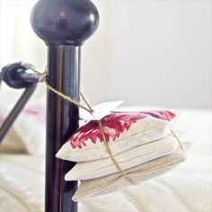 Lavender Drawer Sachets from WowThankYou
