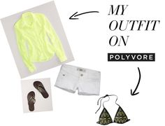 """""""neon"""" by jpm1128 on Polyvore"""