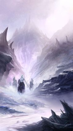White Walkers by DreadJim - A Song of Ice and Fire #got #agot #asoiaf